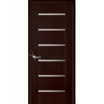 Мекомнатная дверь ''Дариано Порте (Dariano Porte)'' Домино венге
