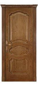 Мекомнатная дверь ''Дариано Порте (Dariano Porte)'' Марго глухая дуб